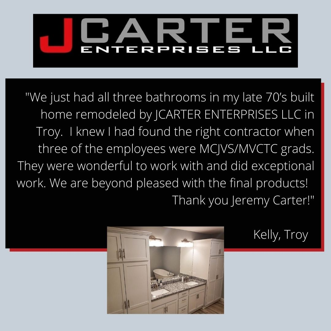 JCARTER REVIEW 3