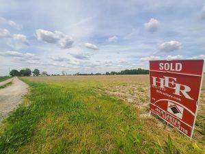 Julie Sold Land